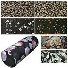 Bolster Cover*Modern Cotton Canvas Neck Roll Tube Yoga Massage Pillow Case*AL2