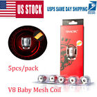SALE SMOK V8 Baby Mesh 0.15 Ohm Coil for TFV12 Baby Prince/TFV8 Baby Beast tank