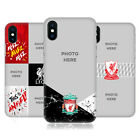 PERSONALISED LIVERPOOL FOOTBALL CLUB 2018/19 PHOTOS CASE FOR APPLE iPHONE PHONES