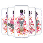 OFFICIAL MONIKA STRIGEL ANIMALS AND FLOWERS HARD BACK CASE FOR SAMSUNG PHONES 1