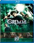 Grimm: Season Two Blu-ray