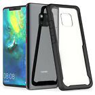 Huawei Mate 20 Pro Case, Premium Protection Best Silicone TPU Hybrid Cover Clear