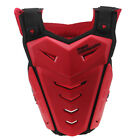 Men Motorcycle Body Armor Vest Chest Protection Racing Riding Cycling Gear US