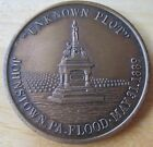 """Unknown Pilot"" Johnstown Pennsylvania Flood May 31, 1889 MEDAL"