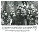 "1992 Press Photo Bruce Capmbell stars in ""Army of Darkness"" - spp25441"
