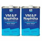 2-Pack VMP NAPTHA QT by KLEAN-STRIP - Thinner for Paint