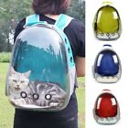 Portable Pet Cat Dog Travel Carrier Backpack Puppy Space Capsule Breathable Bag