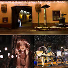 6pcs 20 LEDs Battery Operated LED Copper Wire String Fairy Lights Lamp 2M Party