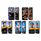 STAR TREK ICONIC CHARACTERS VOY BLACK SLIDER CASE FOR APPLE iPHONE PHONES on eBay