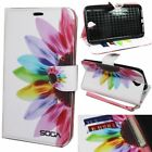 For BLU Studio 7.0 D700A Cell Phone Case Hybrid Leather Wallet Pouch Flip Cover