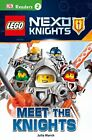 Lego Nexo Knights: Meet the Knights (DK Readers: Level 2) by March, Julia Book