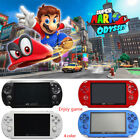 4.3'' Handheld Psp 8gb Game Console Player Built-in 100 Games Consoles Fun Gifts