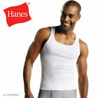 Hanes Men&#039;s A Shirt Tank Top Athletic Sizes S - XL 3 Pack 6 Pack 9 12 Pack S-3XL <br/> Authentic - Ships Within 24 Hours