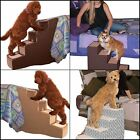 "30"" High Tall Pet Dog Cat Stairs Ladder Ramp Bed Climb Step Helper Multi Color"