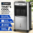 Devanti Evaporative Air Cooler Portable Conditioner 8.5L Cool Fan Mist w/Remote