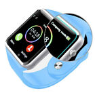 A1 Smart Wrist Watch Bluetooth Waterproof GSM Phone For Android Samsung iPhone #