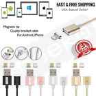 Magnetic Phone or tablet Charger Cable w/ Data  Android iPhone
