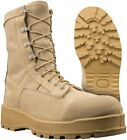 "Altama 411402 Men's G.I. Temperate Weather 8"" Boots, Tan Made In USATactical Footwear - 177897"