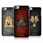 OFFICIAL STAR TREK KLINGON BADGES HARD BACK CASE FOR APPLE iPOD TOUCH MP3 on eBay