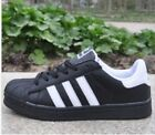 Mens Womens Pumps Superstars City Trainers Lace up Sports Running Fitness Shoes