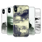 OFFICIAL HAROULITA BLACK AND WHITE HARD BACK CASE FOR APPLE iPHONE PHONES