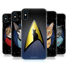 OFFICIAL STAR TREK CATS TOS HARD BACK CASE FOR APPLE iPHONE PHONES on eBay