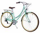 Zycle Fix Civic 7 Speed Women City Bicycle Bike Minty 39 or 44 CM