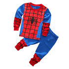 Kids Boy Girl Cartoon Sleepwear Outfit Baby Pajamas Sleepwear Nightwear Pj's Set