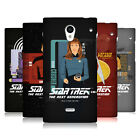 OFFICIAL STAR TREK ICONIC CHARACTERS TNG HARD BACK CASE FOR SHARP PHONES on eBay