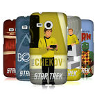 OFFICIAL STAR TREK EMBOSSED ICONIC CHARACTERS TOS CASE FOR SAMSUNG PHONES 6 on eBay