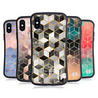 ELISABETH FREDRIKSSON CUBES COLLECTION HYBRID CASE FOR APPLE iPHONES PHONE
