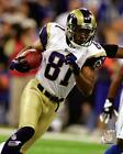Torry Holt St. Louis Rams NFL Action Photo TX054 (Select Size)