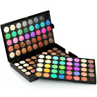 Cosmetic Makeup Eyeshadow Palette  Matte Shimmer Set Powder 40/120/252 Colors US
