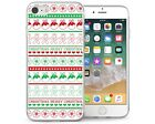Apple iPhone 7 Case Gingerbread Christmas Best Protective TPU Silicone Gel Cover