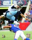 Marcus Mariota Tennessee Titans 2018 NFL Action Photo VR057 (Select Size)