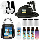 Belloccio Master Sunless Spray Tanning System, Simple Tan 12% DHA Solution, Tent
