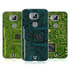 HEAD CASE DESIGNS CIRCUIT BOARDS SOFT GEL CASE FOR HUAWEI PHONES 2