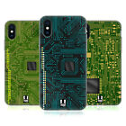 HEAD CASE DESIGNS CIRCUIT BOARDS SOFT GEL CASE FOR APPLE iPHONE PHONES