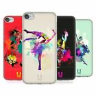 HEAD CASE DESIGNS DANCE SPLASH GEL CASE FOR APPLE iPOD TOUCH MP3