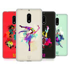 HEAD CASE DESIGNS DANCE SPLASH GEL CASE FOR NOKIA PHONES 1