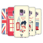 HEAD CASE DESIGNS I DREAM OF LONDON SOFT GEL CASE FOR SAMSUNG PHONES 1