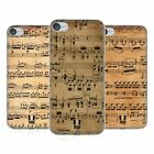 HEAD CASE DESIGNS MUSIC SHEETS SOFT GEL CASE FOR APPLE iPOD TOUCH MP3