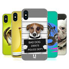 HEAD CASE DESIGNS FUNNY ANIMALS HARD BACK CASE FOR APPLE iPHONE PHONES