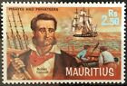 Mauitius 1972  2r.50. PIrates and Privateers SG462 MNH