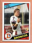 1984 Topps Football Singles #'s 1 - 201 Pick 1 Card From List EXC-NRMT $0.99 USD on eBay