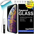 ✔ Tempered Glass Screen Protector HD Premium FOR apple iPhone XS MAX /XS/ XR/ X