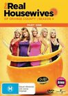 THE REAL HOUSEWIVES OF ORANGE COUNTY: SEASON 4 - PART 1 = NEW DVD R2 & R4