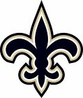 New Orleans Saints Logo NFL Color Die Cut Vinyl Decal Sticker-You Pick the Size $5.25 USD on eBay
