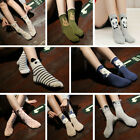 Girls Long Sock Cute Animal Cartoon  Soft  Stocking Women Warm Cotton Socks