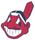 Cleveland Indians Mascot Chief Wahoo Vinyl Decal Sticker - You Pick the Size on Ebay